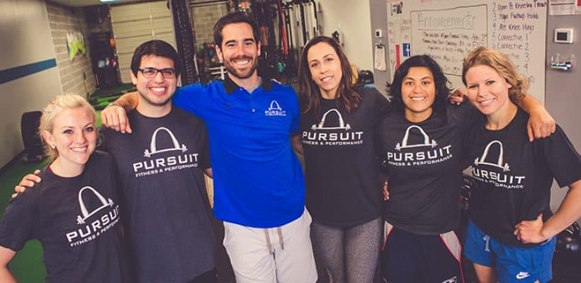 Pursuit Fitness and Performance Trainers